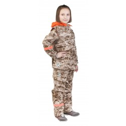 Детский костюм Биостоп для дошкольной возрастной группы (песочный камуфляж)